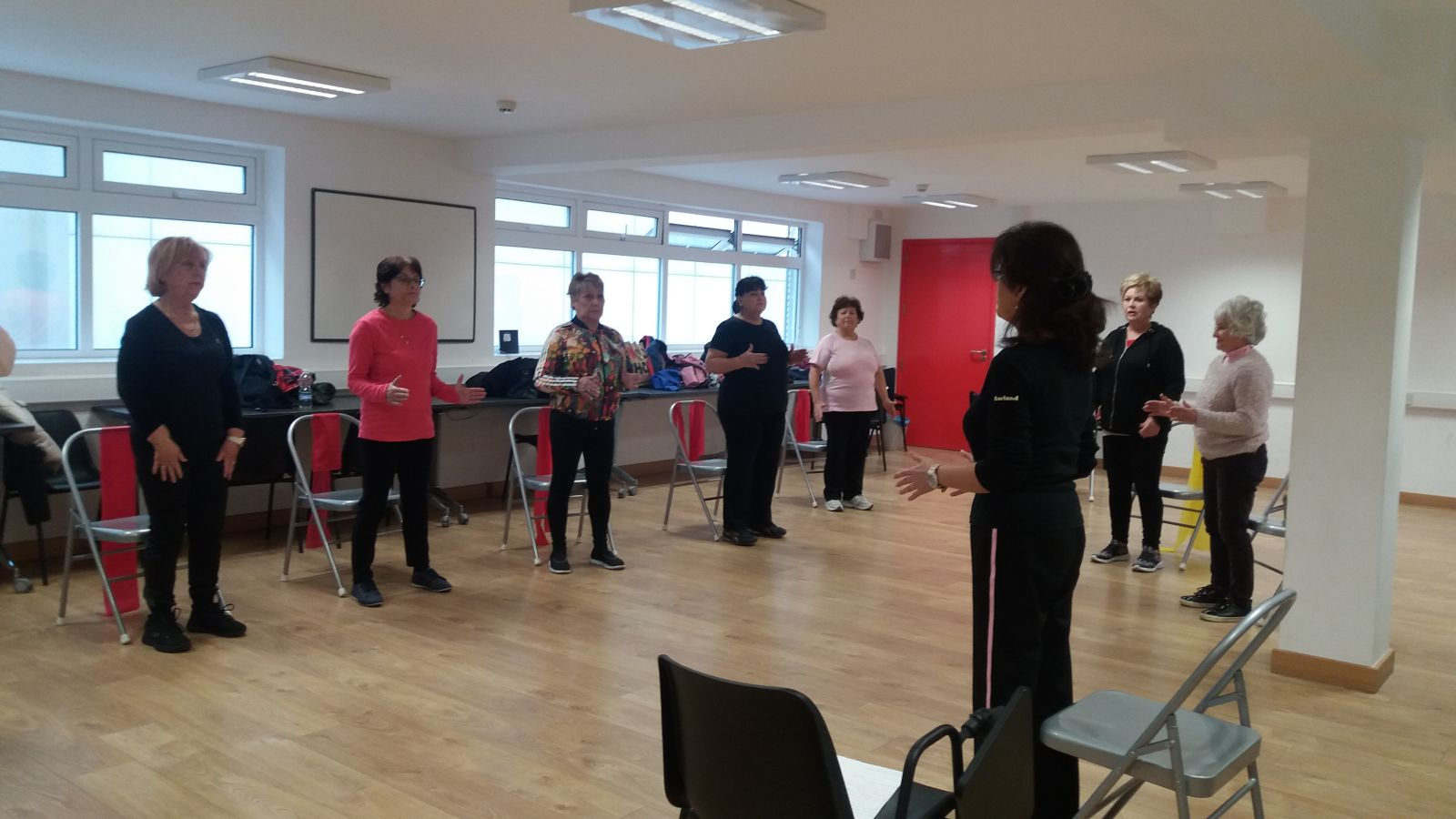 Mobility, Movement & Memory Classes To Music (MMM)